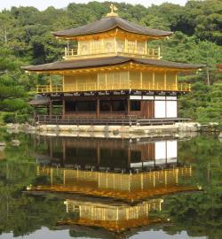 金閣寺 - Golden Temple - Temple d'or